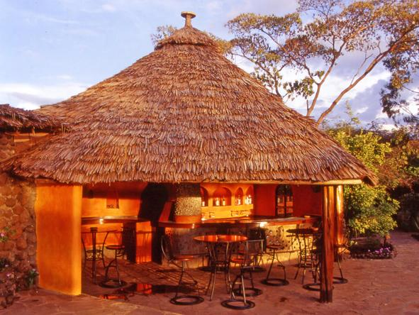 Amboseli Sopa Lodge - Bar 2