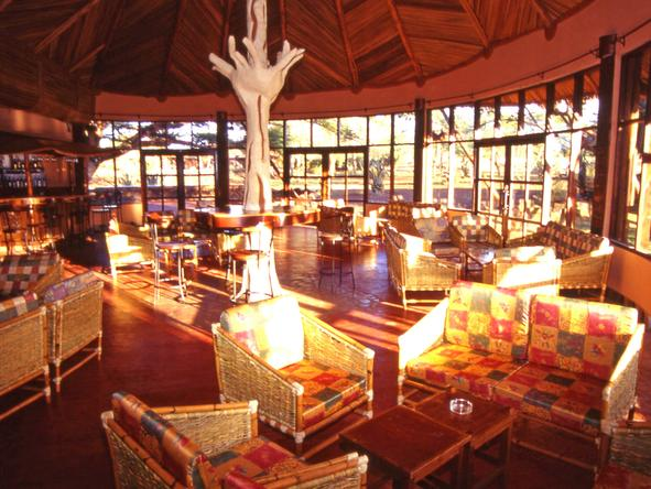 Amboseli Sopa Lodge - Bar 3