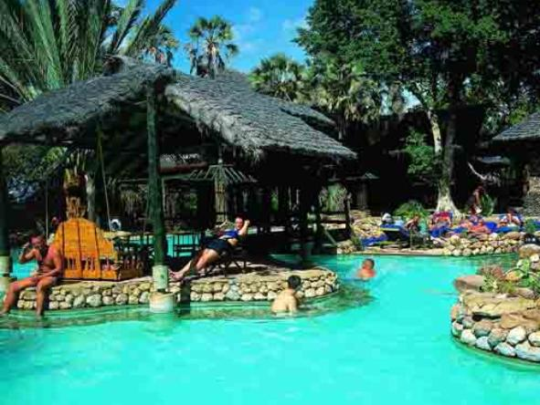 Amboseli Sopa Lodge - Pool