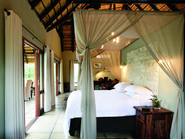 Arathusa Safari lodge - Bedroom