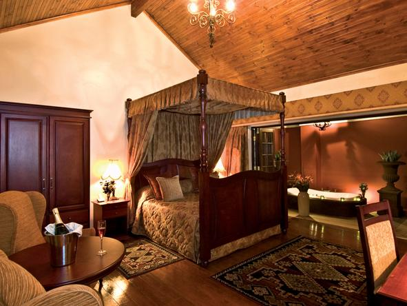 Audacia Manor - bedroom 3