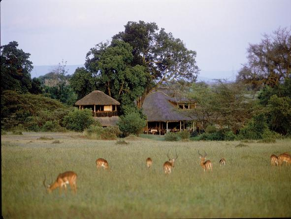 Basecamp Masai Mara -Location