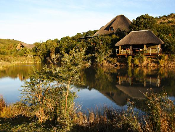 Bayethe Tented Lodge - Location