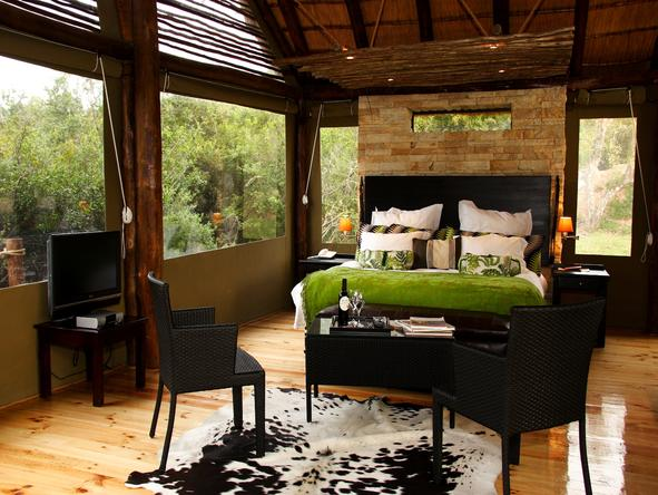 Bayethe Tented Lodge - Room1