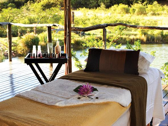 Bayethe Tented Lodge - Spa