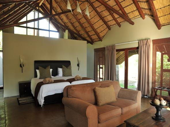 Black Rhino Game Lodge - Room3