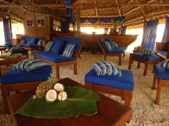 Breezes Beach Club and Spa Zanzibar - Lounge1