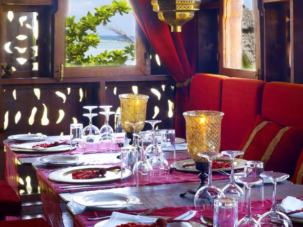 Breezes Beach Club and Spa Zanzibar - Dining