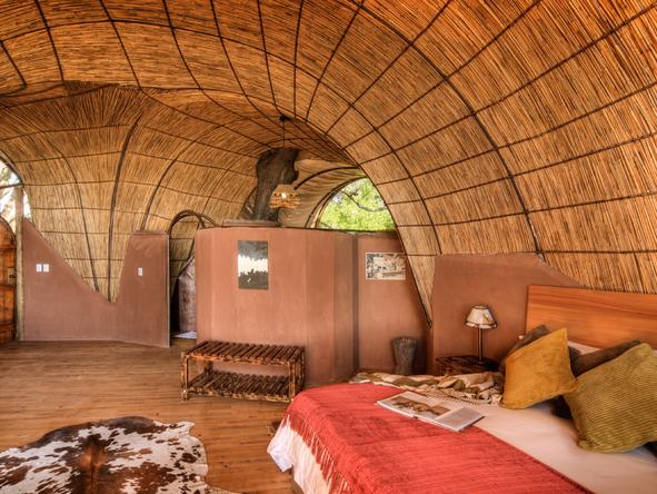 Camp Okuti - suite interior