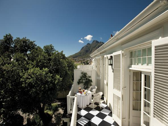 Cape Cadogan Boutique Hotel - Balcony