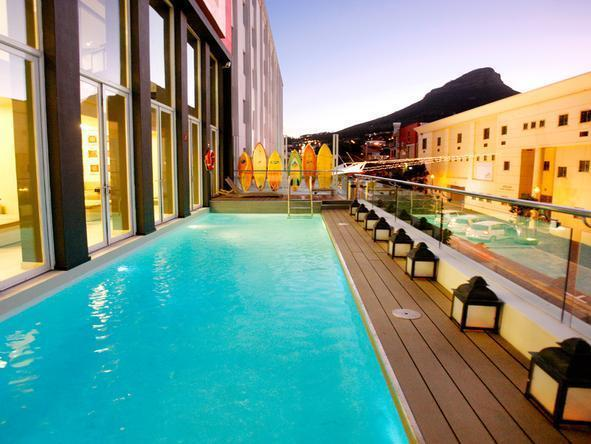 Cape Town Protea Hotel Fire and Ice - Pool