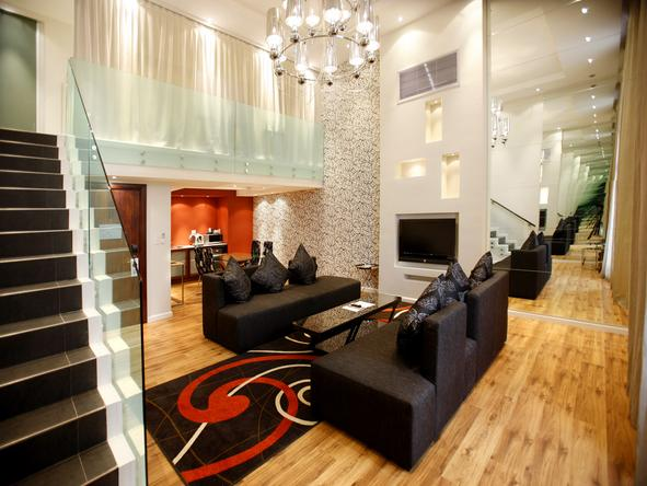 Cape Town Protea Hotel Fire and Ice - Private Lounge