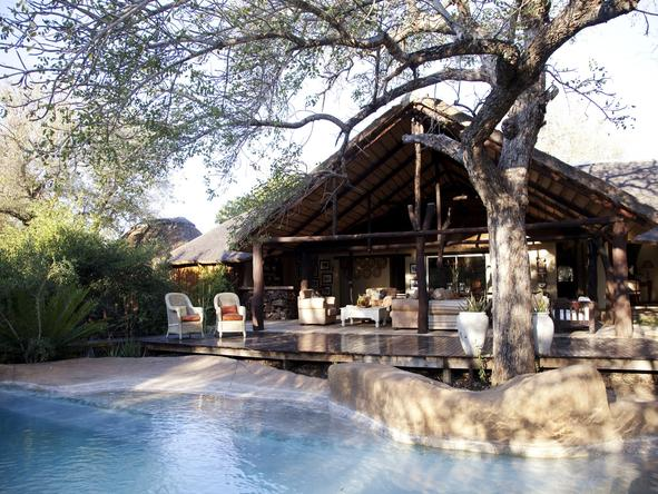 Chapungu Tented Camp - Pool