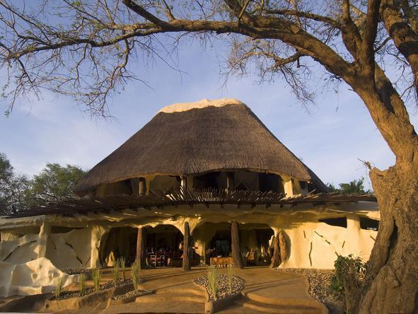 Chongwe River House - Exterior View