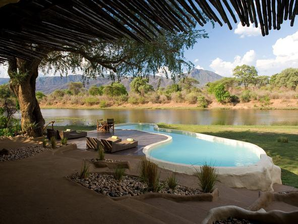 Chongwe River House - Pool