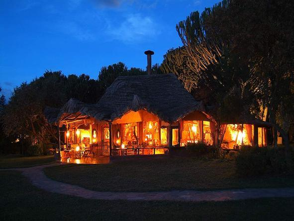 Chui Lodge - Lodge