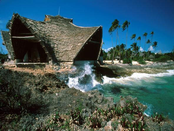 Chumbe Island Coral Park - Exterior2