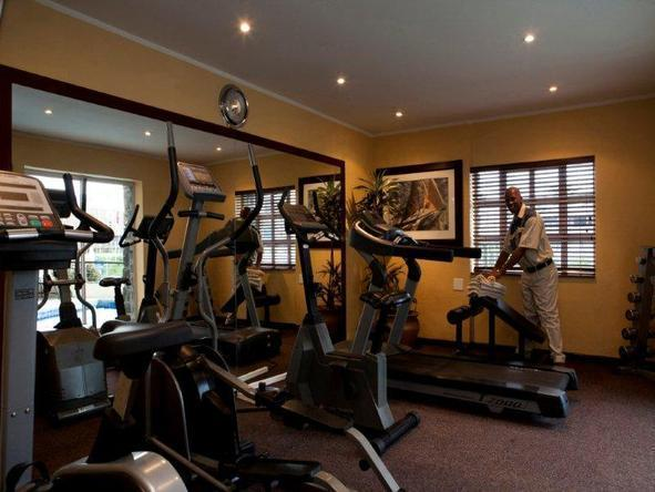 City Lodge Victoria and Alfred Waterfront - Gym