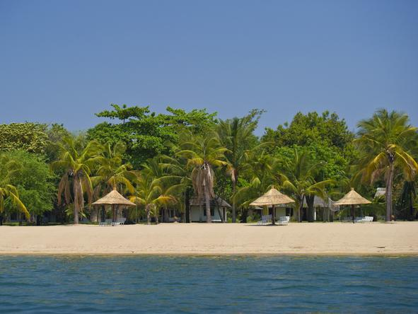Club Makokola - beach