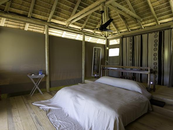 Damaraland Camp - luxury room
