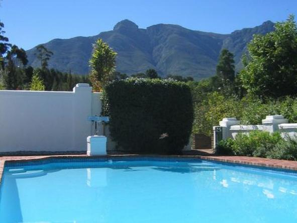 De Kloof Luxury Estate -Pool