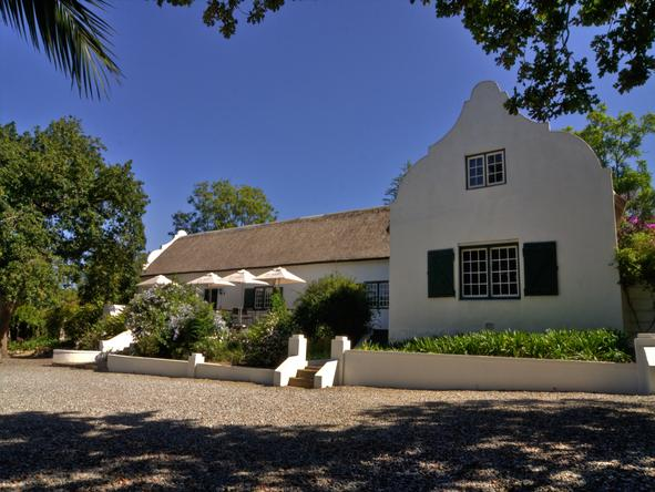 De Kloof Luxury Estate - House2