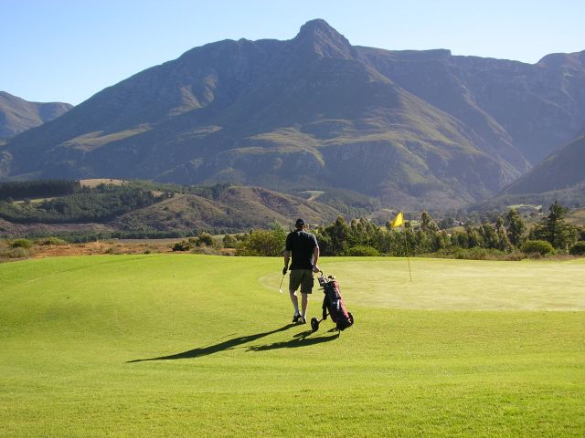 De Kloof Luxury Estate - Golf