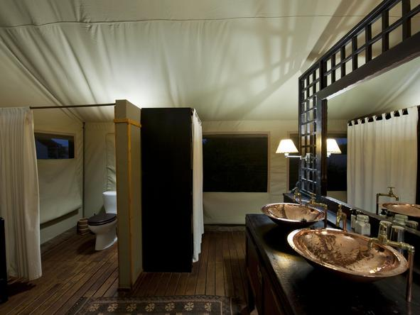 Desert Rhino Camp - Bathroom