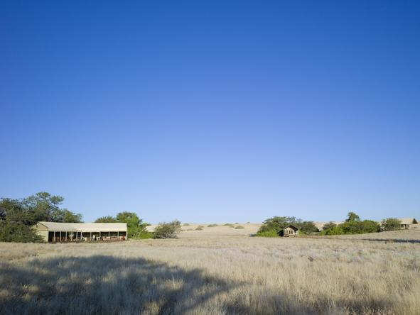 Desert Rhino Camp - Campside