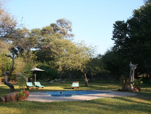 Elephant Valley Lodge - Pool