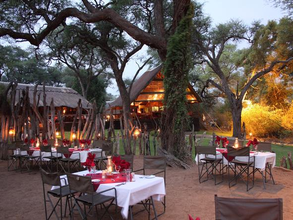 Elephant Valley Lodge - Dining