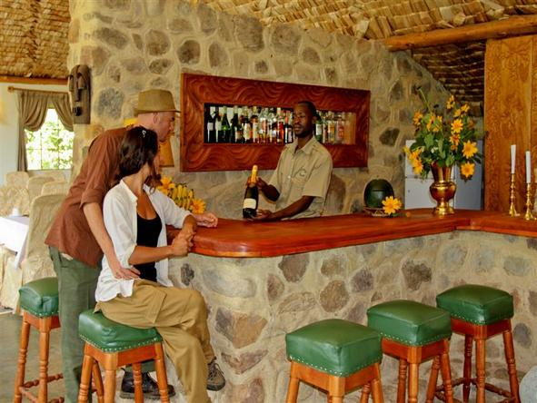 Engagi Lodge - Bar