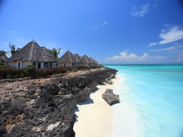 Essque Zalu Zanzibar - Location