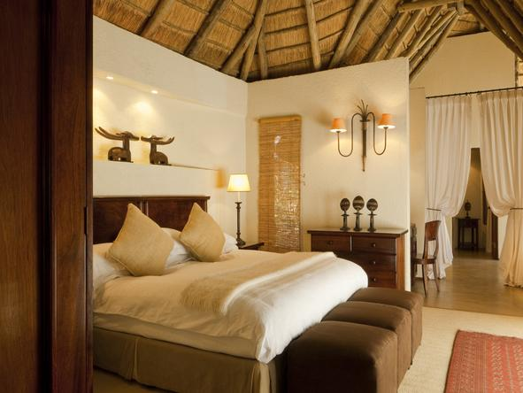 Exeter Dulini Private Game Lodge - Bedroom
