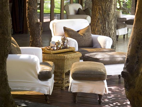 Exeter Dulini Private Game Lodge - Lounge