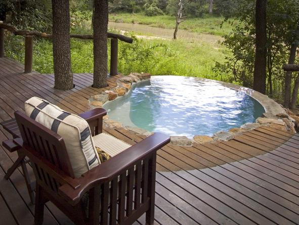 Exeter Dulini Private Game Lodge - Pool