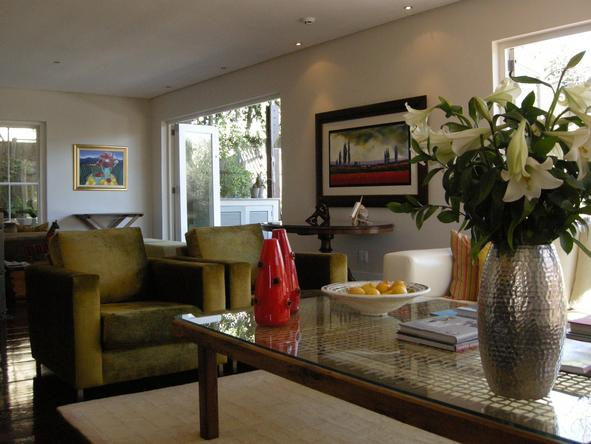 Four Rosmead Boutique Guest House - Lounge
