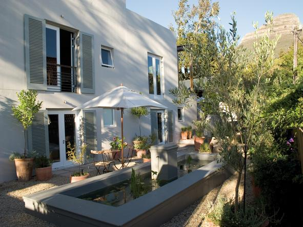 Four Rosmead Boutique Guest House - Garden