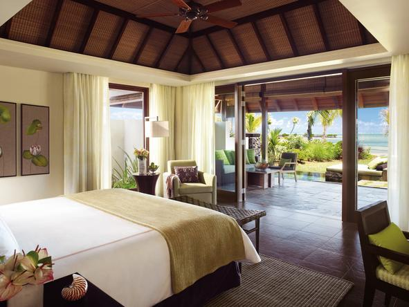 Four Seasons Resort Mauritius - Bedroom1