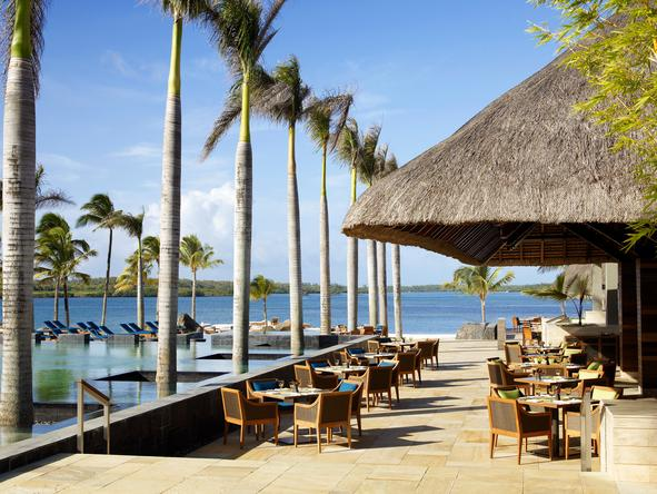 Four Seasons Resort Mauritius - Deck