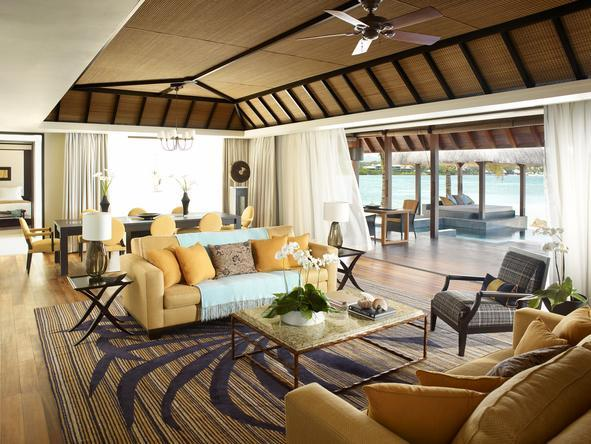 Four Seasons Resort Mauritius - Lounge