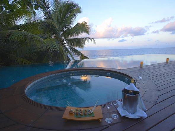 Fregate Island - Private Deck
