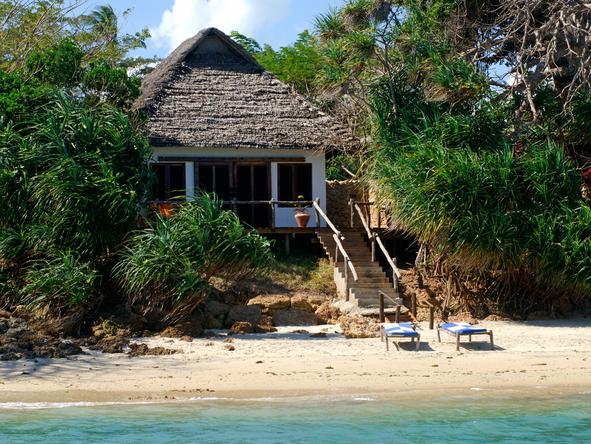 Fumba Beach Lodge - beach