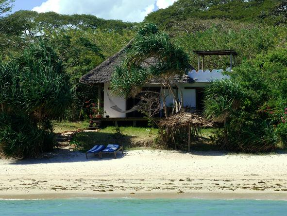 Fumba Beach Lodge - private beach