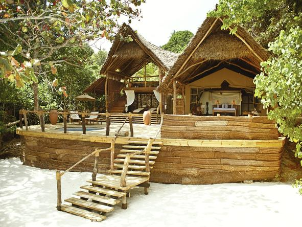 Fundu Lagoon - Accommodation2