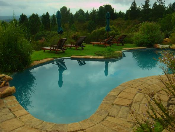 Fynbos Ridge - Pool