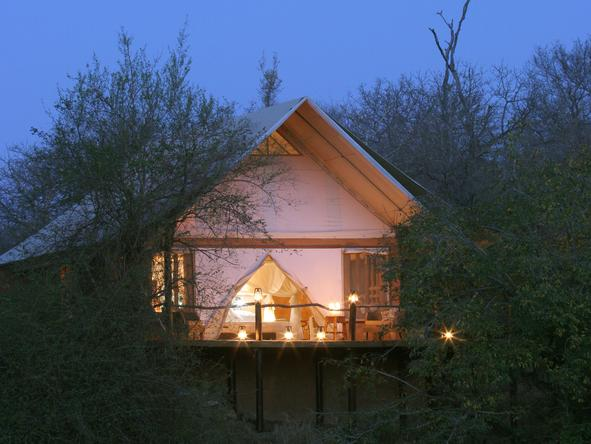 Garonga Safari Camp - Accommodation