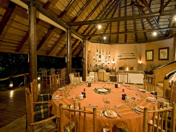 Garonga Safari Camp - Dining