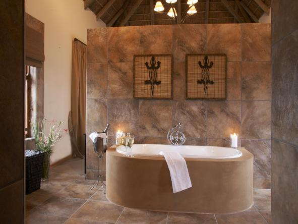 Gondwana Game Reserve - Bathroom