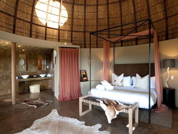 Gondwana Game Reserve - Bedroom